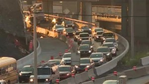 Record number of Montreal road construction projects causes traffic headaches