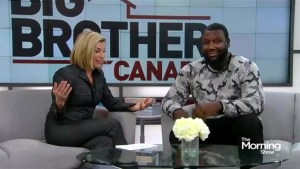 Andrew Miller on getting evicted from the Big Brother Canada house