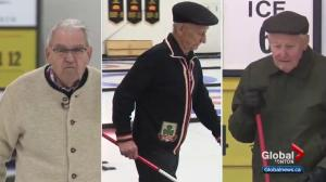 Global Edmonton MVP: Trio of curlers