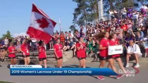 Peterborough hosting 2019 Women's Lacrosse U19 World Championships