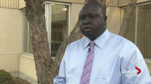 Lethbridge Sudanese man speaks out about the crisis in South Sudan