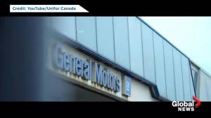 Unifor refuses to take down Super Bowl ad critical of GM after cease and desist issued (00:30)