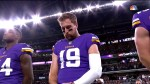 Minnesota Vikings, New Orleans Saints hold moment of silence for Pittsburgh synagogue shooting victims