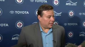 Winnipeg Jets staff remember Len Kropioski, 98