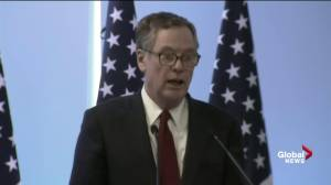 Lighthizer says Mexico, Ontario, Quebec, U.S. midterm elections could cause 'political headwinds' to NAFTA negotiations
