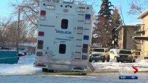 Investigation underway after 2 children found dead in Edmonton apartment building