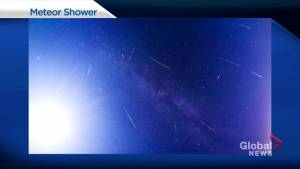 How to best view the Perseid meteor shower in Saskatoon