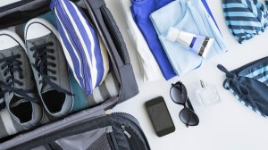 How to pack a carry-on for a week-long trip