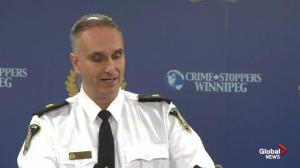 Winnipeg meth seizures have doubled over previous year