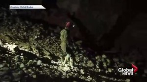 Cave explorers say they've found largest cave in Canada