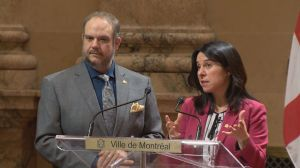 Valérie Plante addresses lack of minorities in executive committee
