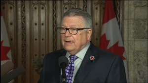 International assistance wouldn't have  changed the situation in Fort McMurray: Goodale