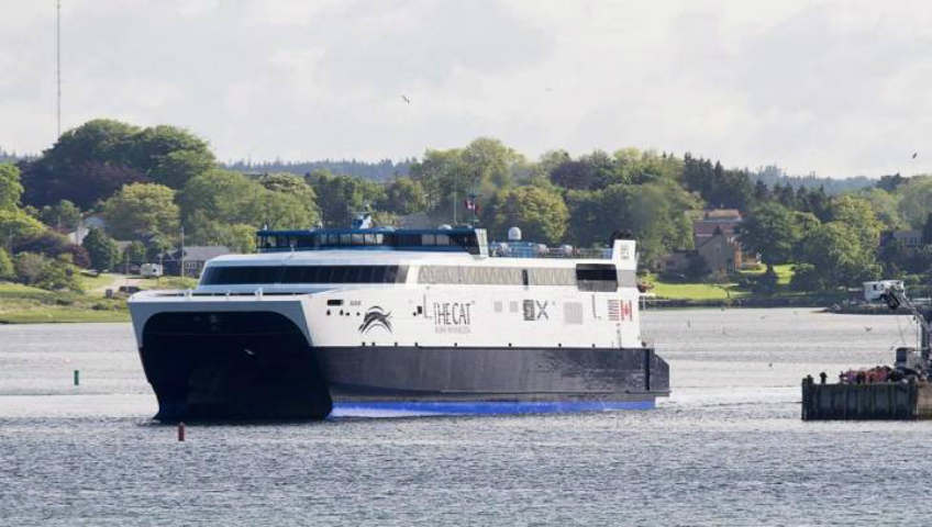 Click to play video 'Nova Scotia's Opposition to take government to court for Bay Ferries contract'