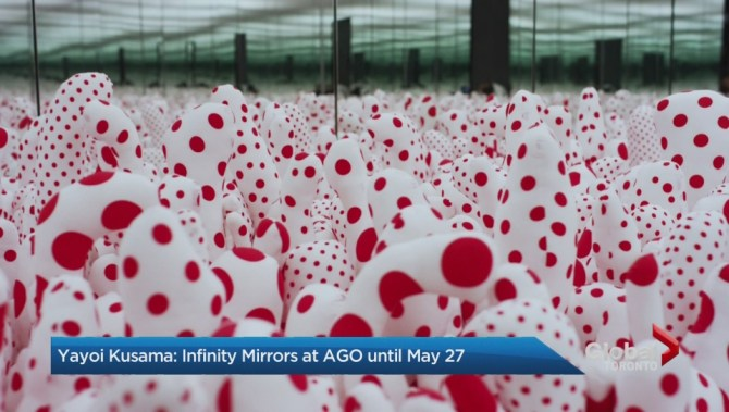 Art Gallery of Ontario extends 'Infinity Mirrors' crowdfunding campaign