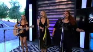 "The Heels perform ""Fine By Me"""