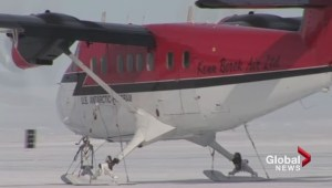Calgary crew lands safely in South Pole, for risky rescue mission