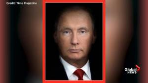 Time Magazine cover features image of Donald Trump that morphs into Putin