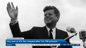 Trump Fumbles with JFK Documents