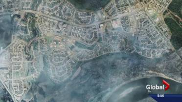 Fort McMurray wildfire: Search these high-resolution