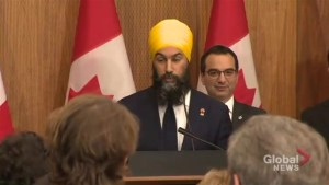 Jagmeet Singh to Jewish community: 'When one of us is suffering, we are all suffering'