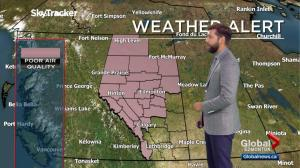 Edmonton Weather Forecast: Aug. 7