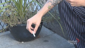 Smokers frustrated with lack of designated smoking areas on peninsula