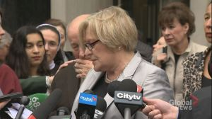 Family of murdered woman express grief after sentencing of Toronto physician