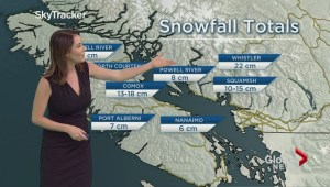 BC Evening Weather Forecast: Jan 9