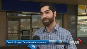 Ontario residents under 25 react to new prescription drug announcement