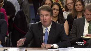 Kavanaugh says president must comply with law over torture