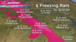 Saskatoon weather outlook: freezing rain Friday, big cool down ahead