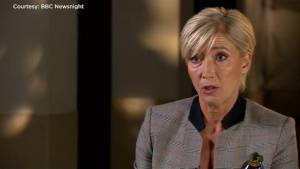 Actress Emma Thompson speaks out about Weinstein allegations