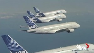 Airbus to scrap A380 'superjumbo' after Emirates reduce orders