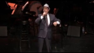 """John Malcolm reprises his role as Frank Sinatra in his production """"It was a Very Good Year…"""""""