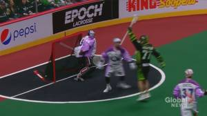 Mark Matthews has 4 points in Saskatchewan Rush's win over Colorado Mammoth