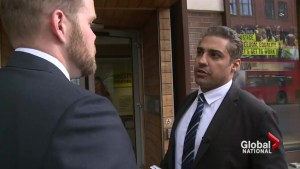 Mohamed Fahmy finally out of Egypt