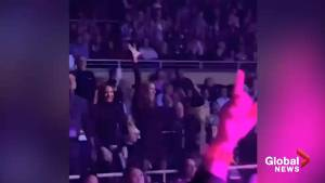 The person who may be enjoying Lady Gaga's Las Vegas residency the most? Celine Dion