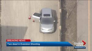 Two people dead after Calgary shooting