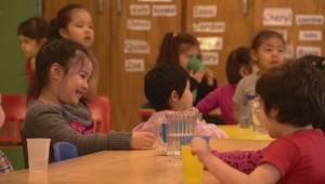 NDP on affordable child care
