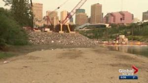 Could Edmonton's Accidental Beach become permanent?