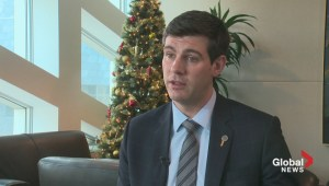 Year-end interview with Mayor Iveson: Transit