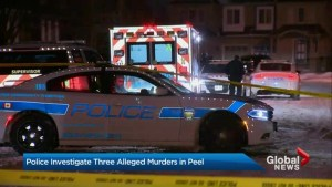 Three women killed in two separate incidents of domestic violence in Peel Region
