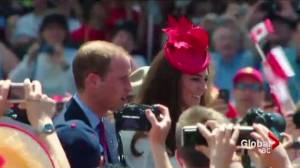 Itinerary released for Royal visit to B.C.
