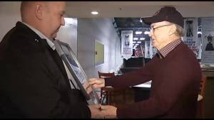 Peterborough Petes rename media/scout room after Gary Dalliday