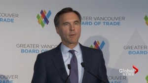 Morneau discusses USMCA and its impact on dairy and steel