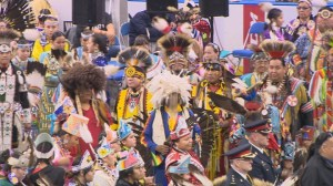 FSIN powwow draws thousands to Saskatoon's SaskTel Centre