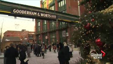 Toronto Christmas Market Heightens Security Following Berlin Attack