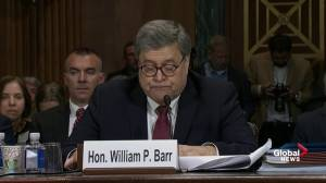 Barr: I was surprised Mueller didn't reach a decision on obstruction