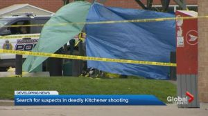 Fatal shooting in Kitchener leads to police chase into Mississauga