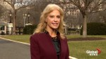 Trump not saying 'yes or no' to national emergency: Kellyanne Conway